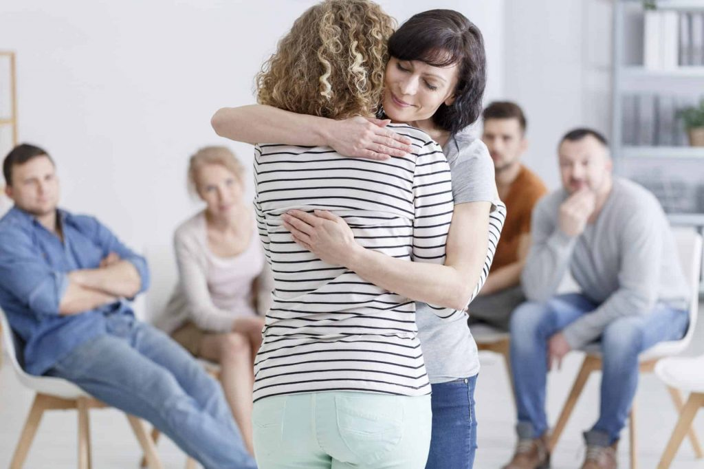 rebuilding relationships in recovery