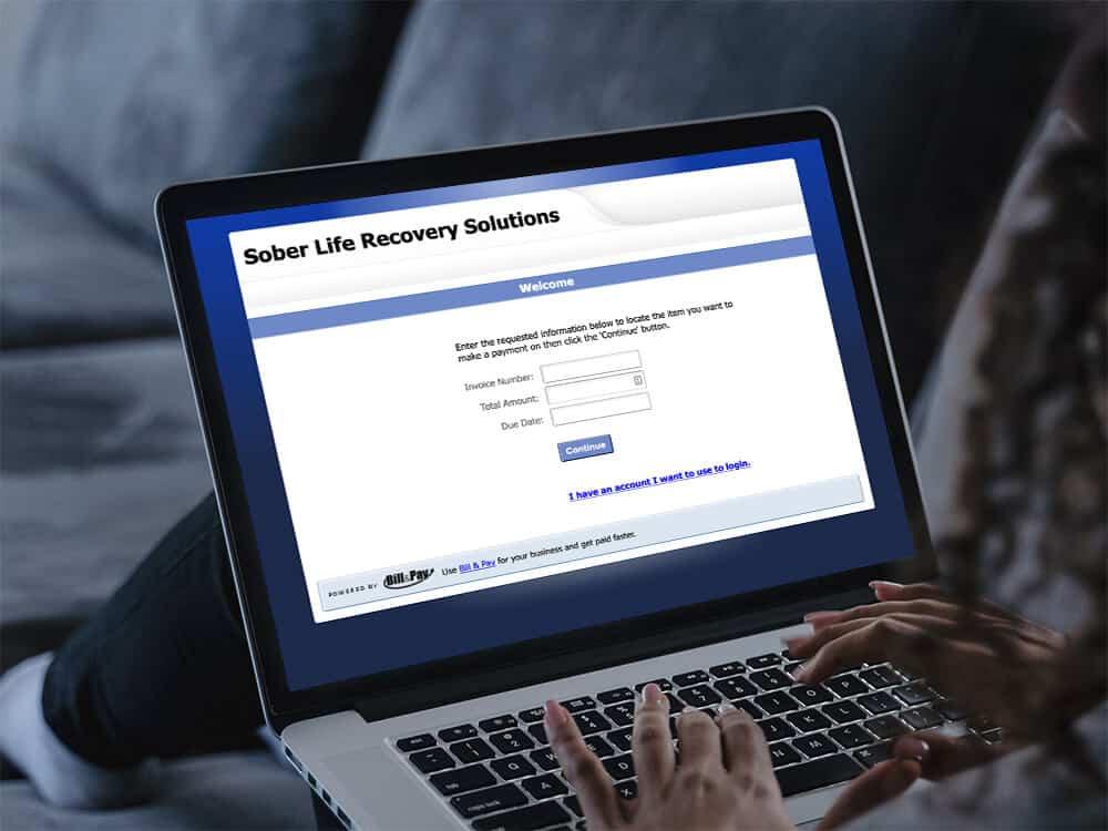 sober life pay online